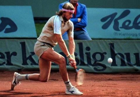 panetta vs bjorn borg (1976 french open) - biggest upsets all-time men's tennis