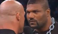 "Quinton ""Rampage"" Jackson Made His TNA Impact Wrestling Debut Last Night (Video)"