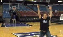 Sacramento Kings Offer Season Tix to Anyone Who Sinks Half-Court Shot, Then Five People Actually Do It (Video)