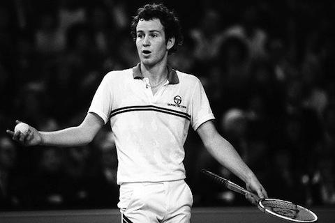 scanlon over mcenroe (u.s. open 1983) - biggest upsets all-time men's tennis