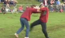 The World Shin-Kicking Championship Is a Real Thing (Video)
