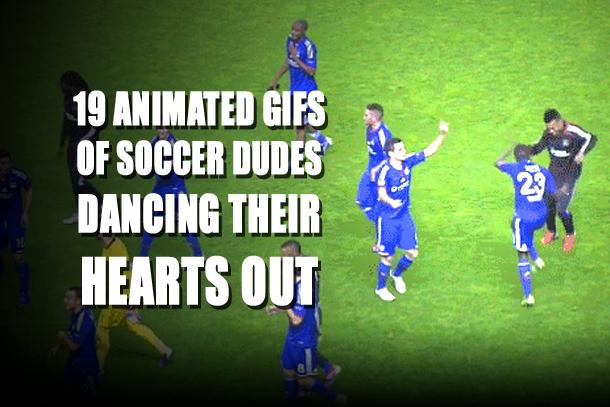 soccer dancing gifs