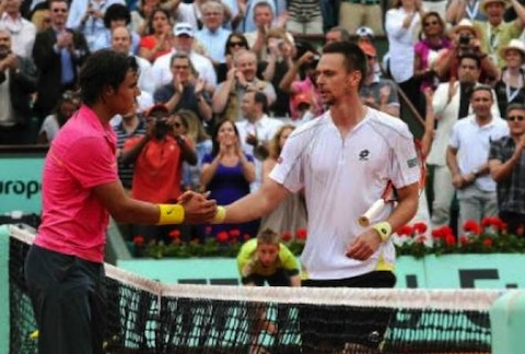 soderling vs nadal (2009 french open) - biggest upsets all-time men's tennis