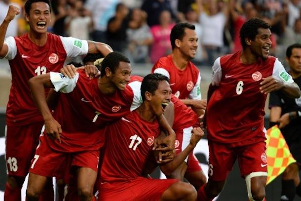 tahiti soccer team