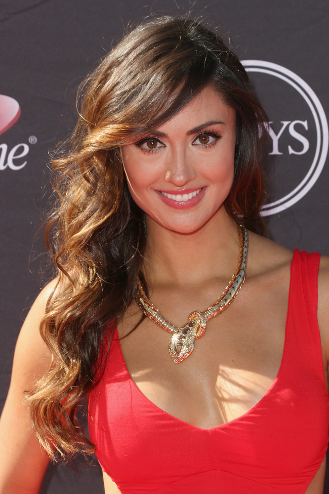 1 Katie Cleary - hottest women 2013 espys red carpet