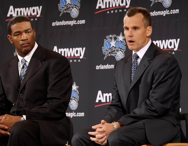 10 billy donovan magic - college basketball coaches who failed in nba