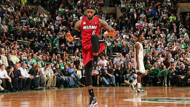 10 miami heat winning streak - biggest sports stories 2013 so far
