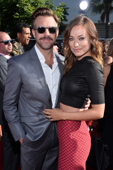11-Olivia-Wilde-and-Jason-Sudekis-hottest-women-2013-espys-red-carpet