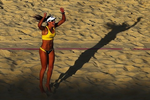 13 talita rocha - top earning women's beach volleyball players all-time