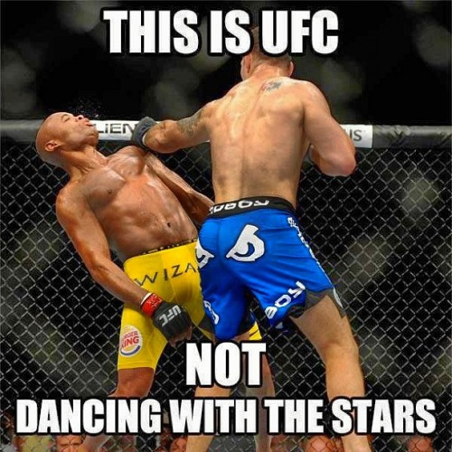 14 anderson silva dancing with the stars - anderson silva knockout memes