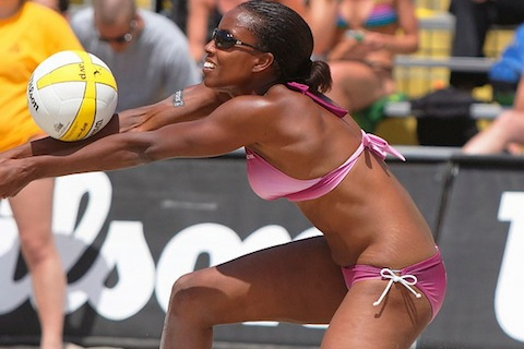 14 annett david - top earning women's beach volleyball players all-time
