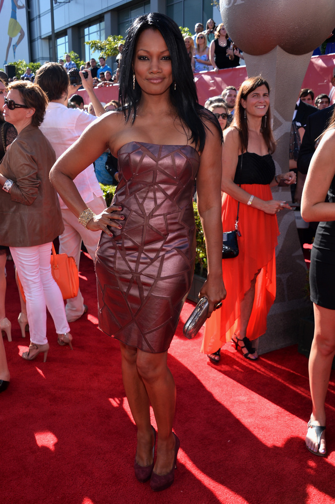 16 Garcelle Beauvais - hottest women 2013 espys red carpet