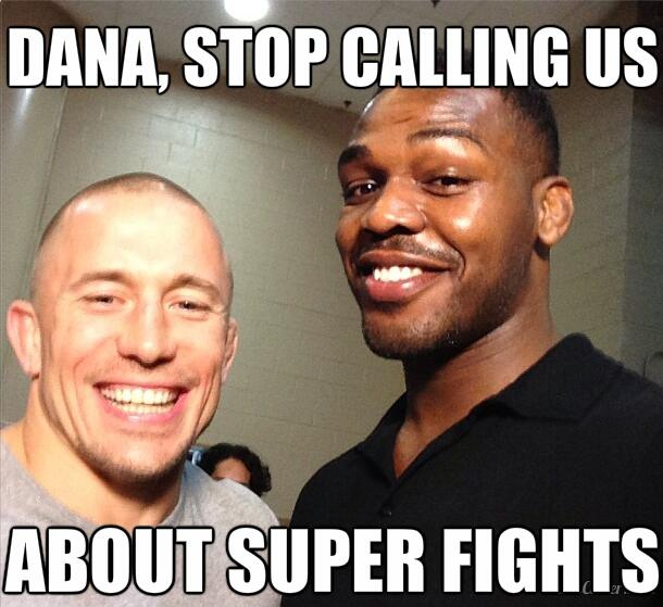 17 anderson silva mocked by gsp - anderson silva knockout memes