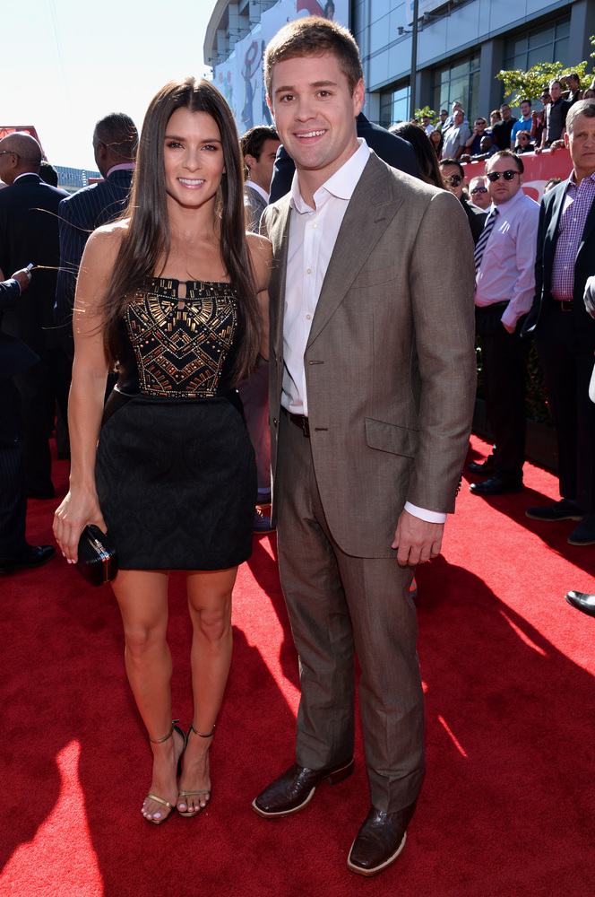 18 Danica Patrick - hottest women 2013 espys red carpet