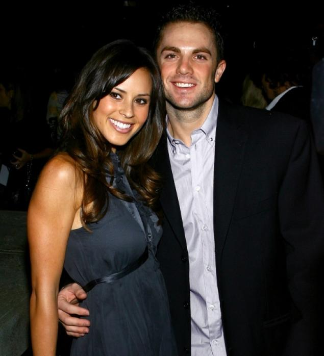 2 david wright fiance molly beers (model)