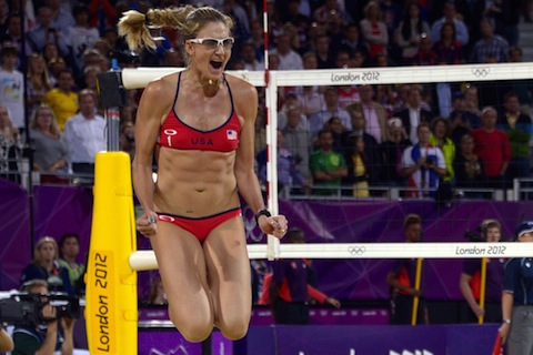 2 kerri walsh - top earning women's beach volleyball players all-time