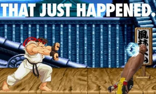 24 ryu knocks out anderson silva - anderson silva knockout memes