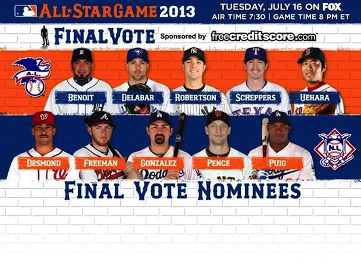 3 all star game final vote