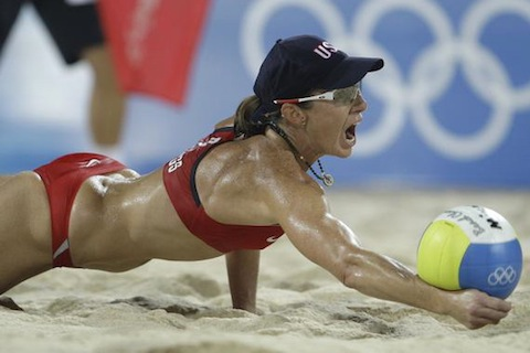 3 elaine youngs - top earning women's beach volleyball players all-time
