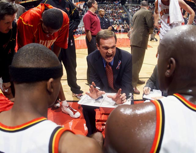 3 lon kruger atlanta hawks - college basketball coaches who failed in nba