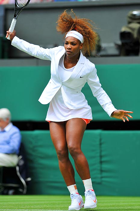5 serena williams 2013 - wimbledon fashion icons
