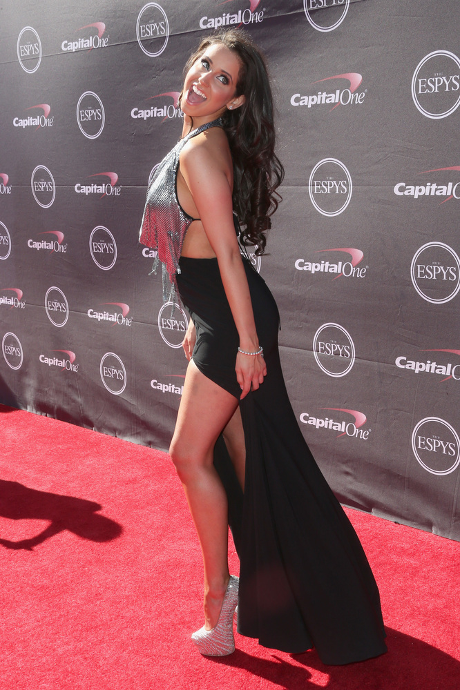 8 Syd Wilder - hottest women 2013 espys red carpet