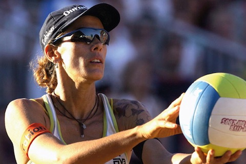 9 adriana behar - top earning women's beach volleyball players all-time