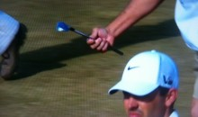 Charl Schwartzel Smashes His 6 Iron to Pieces at the British Open (GIF)