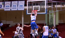 Jeremy Lin Dunked On At SF Pro-Am (Video)