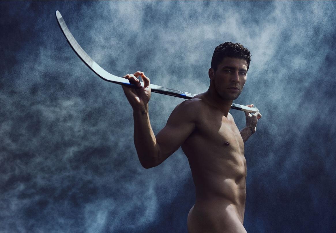 Hockey Hunks: Joffrey LupulNAKED!!!