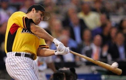 Lance Berkman - 2008 Home Run Derby