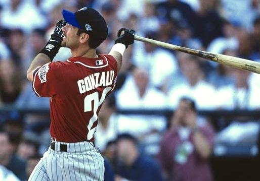 Luis Gonzalez - 2001 Home Run Derby
