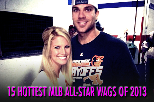 MLB All-Star WAGS 2013