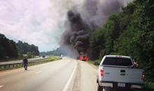 "Tennessee Titans Rookie Jonathan ""Tig"" Willard Rescues Family From Burning Car"