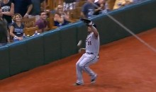 Twins Left Fielder Oswaldo Arcia Demonstrates How Not to Catch a Pop Fly (Video)