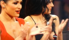 Wardrobe Malfunction: Brie Bella's Breast Was Exposed on WWE Monday Night Raw Last Night (Pic)