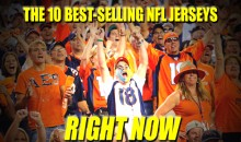 The 10 Best-Selling NFL Jerseys Right Now