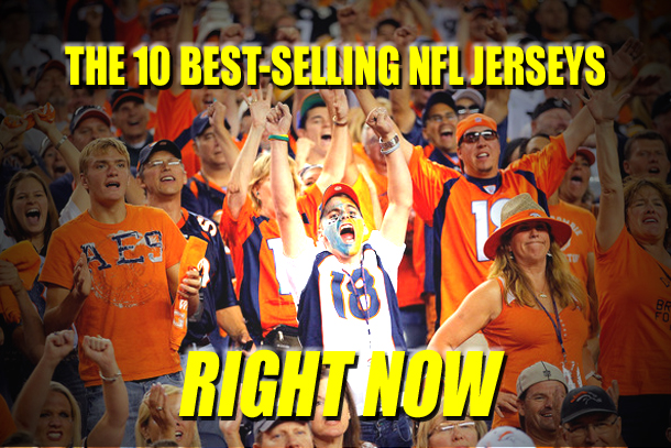 best-selling nfl jerseys right now