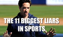 The 11 Biggest Liars in Sports