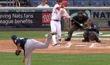 Bryce Harper Back From the DL, Crushes Home Run in First At Bat (Video)