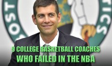 9 College Basketball Coaches Who Failed in the NBA