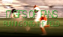 17 GIFs of Fans Running onto the Field