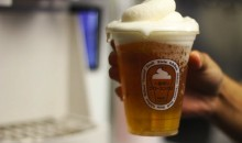 Dodger Stadium Introduces Frozen Beer Foam, the Greatest Invention in the History of Baseball (Video)