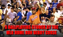 9 Ballplayers Struck by the MLB Home Run Derby Curse