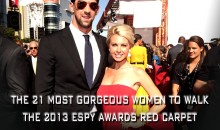The 21 Most Gorgeous Women to Walk the 2013 ESPY Awards Red Carpet