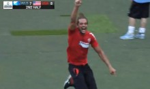 Joakim Noah Celebrates Goal in Charity Soccer Game Like He Just Won an NBA Championship (Video)