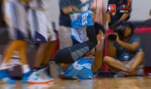 Nuggets' Jordan Hamilton Loses Shorts During Vegas Summer League Game (Video)