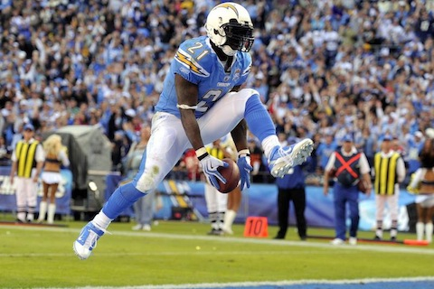 ladainian tomlinson - nfl sign and retire
