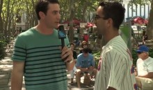 Matt Harvey Takes to Streets of New York to Ask New Yorkers What They Think About Matt Harvey (Video)