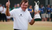Phil Mickelson Staged a Legendary Comeback to Win His First British Open Yesterday (Video)